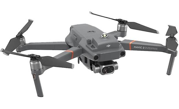 DJI Mavic 2 Enterprise Dual with Smart Controller and Enterprise Shield Basic DJI Mavic 2 Enterprise Dual