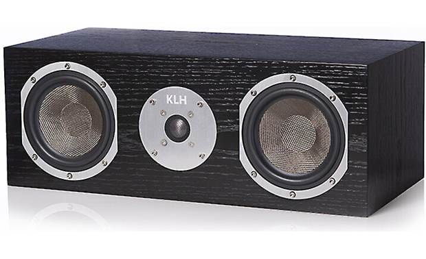KLH Story Angled view with grille removed