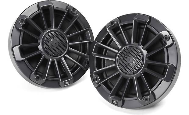 MB Quart NP1-116 Black grilles shown