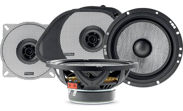Focal HDA 165-98/2013 Designed with your Harley in mind