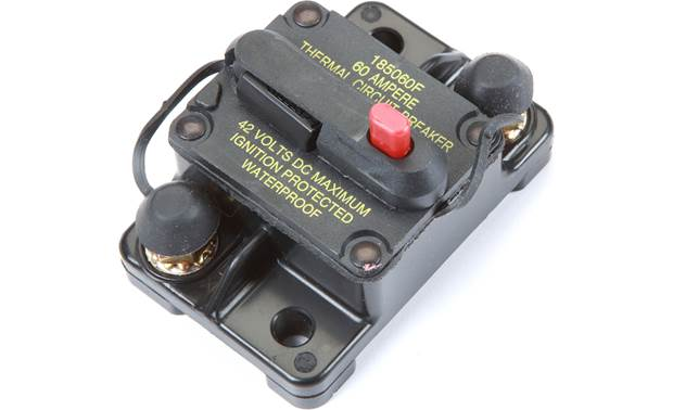 Garmin Circuit Breaker Front