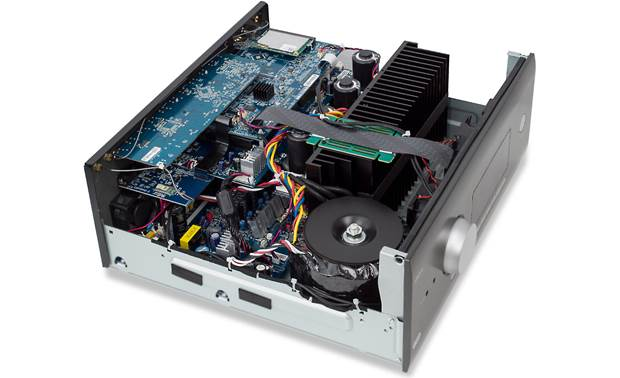Arcam AVR30 An inside look at circuity and design