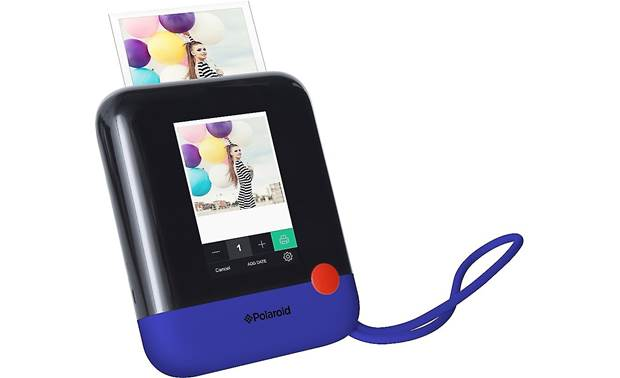 Polaroid POP Integrated photo printer