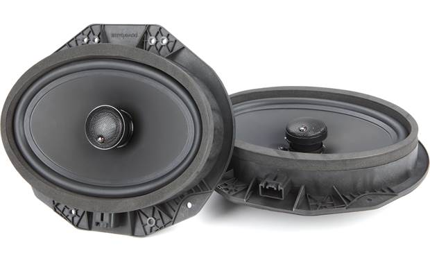 PowerBass OE692-FD Use our Outfit My Car tool to ensure these are the right speakers for your Ford or Lincoln.