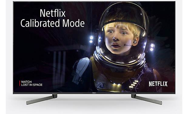 Sony XBR-55X950G Netflix Calibrated Mode mimics the settings on Netflix's mastering monitors, to ensure you get an accurate picture