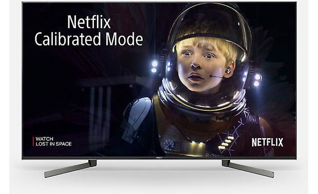 Sony XBR-65X950G Netflix Calibrated Mode mimics the settings on Netflix's mastering monitors, to ensure you get an accurate picture