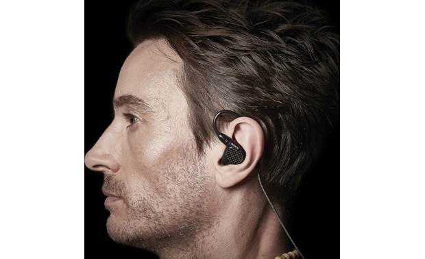 Sony IER-M9 Around-the-ear fit keeps headphones secure
