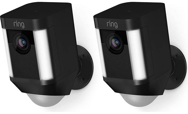 Ring Spotlight Cam Battery 2-Pack Front