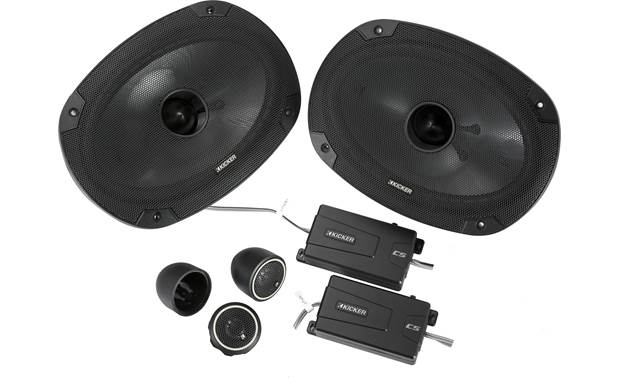 Kicker 46CSS694 Step up with component sound