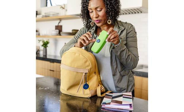 Adero Smart Tag and Taglet Standard Kit Make sure your kid never forgets her glasses or her homework again