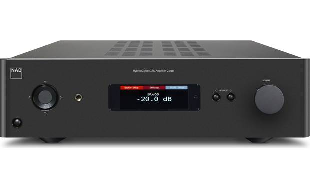 NAD C 388 BluOS-2i Front