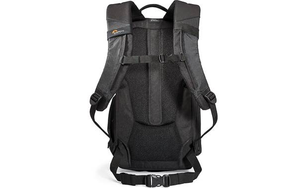 Lowepro Fastpack BP150 AW II Sturdy straps for comfortable carrying