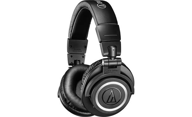 Audio-Technica ATH-M50xBT Bluetooth headphones with a studio pedigree