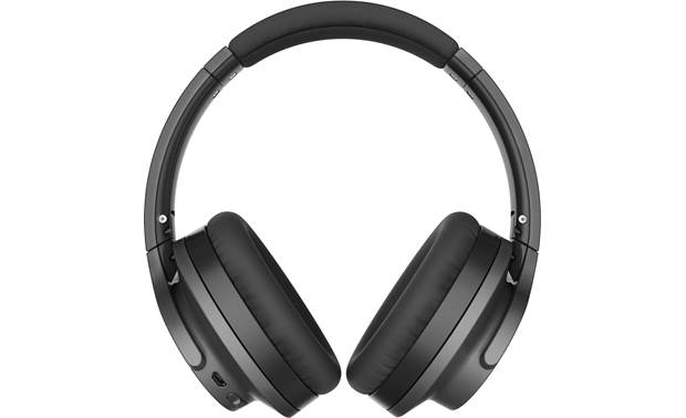 Audio-Technica ATH-ANC700BT QuietPoint® Straight ahead view