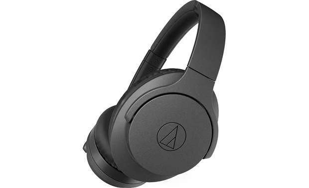 Audio-Technica ATH-ANC700BT QuietPoint® Touch panel controls on the earcup