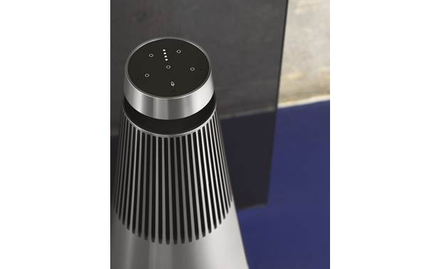 Bang & Olufsen BeoSound 2 with Google Assistant Top-mounted touch-sensitive controls