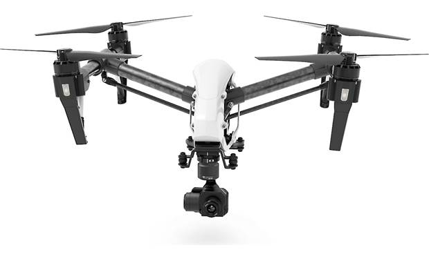 DJI Zenmuse XT-Radiometric Shown mounted on a DJI Inspire 1 (not included)