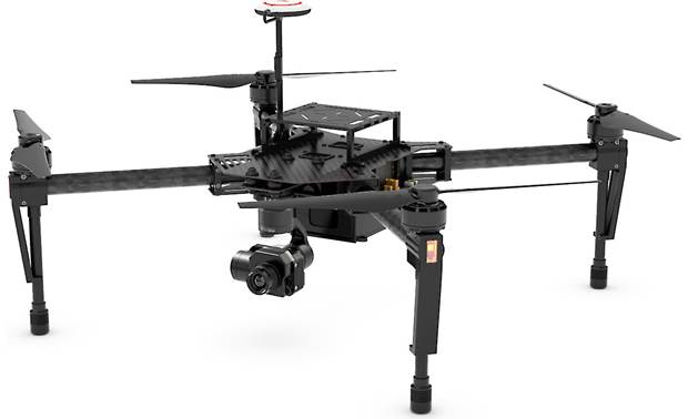 DJI Zenmuse XT-Radiometric Shown mounted on a DJI Matrice 100 (not included)