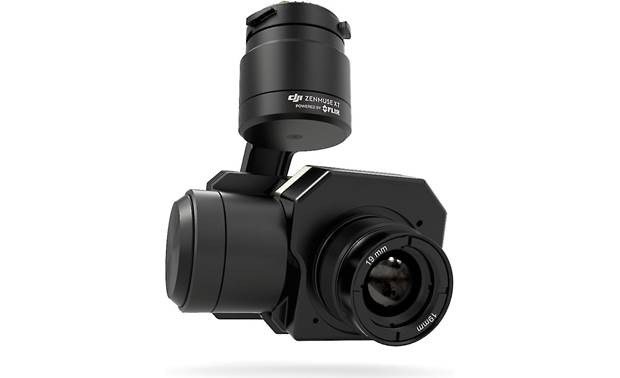DJI Zenmuse XT-Radiometric Pan and tilt the camera remotely
