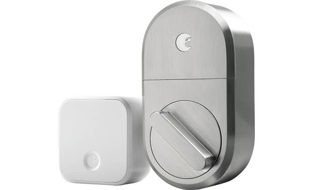 August Smart Lock + Connect Front