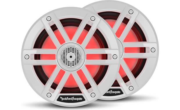 Rockford Fosgate M1-6 Add color to your boat with Color Optix speakers