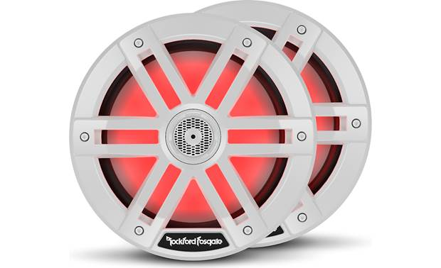 Rockford Fosgate M1-8 Add colorful lighting to your boat