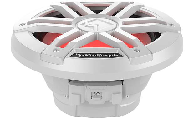 Rockford Fosgate M1D4-8 Front
