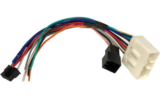 Crux SWRSU-38A Wiring Interface Other