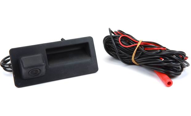 Crux CAD-05T This Crux rear-view camera replaces your Audi or VW's trunk handle