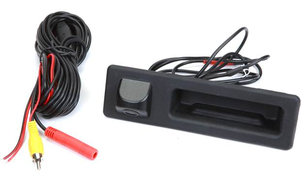 Crux CBM-01T This Crux rear-view camera replaces your factory trunk handle