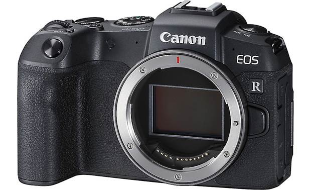 Canon EOS RP (no lens included)