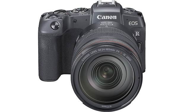 Canon EOS RP L-series Zoom Kit Front, straight-on