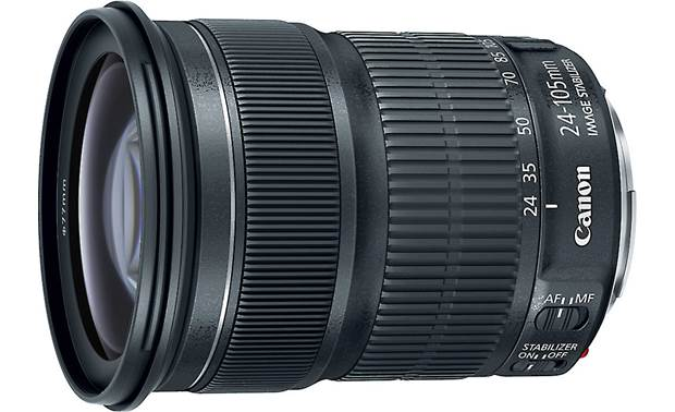 Canon EOS RP EF Zoom Lens and Lens Mount Adapter Kit Included lens