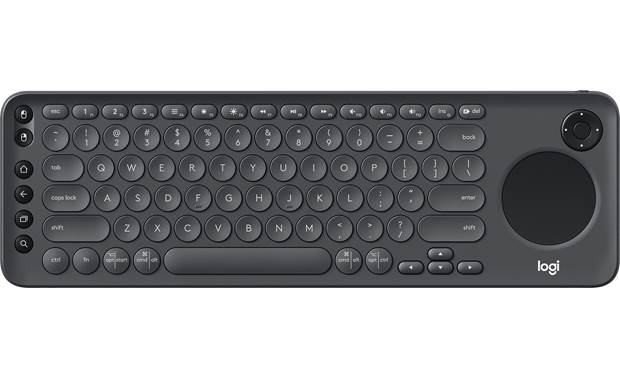 Logitech K600 TV Keyboard Front