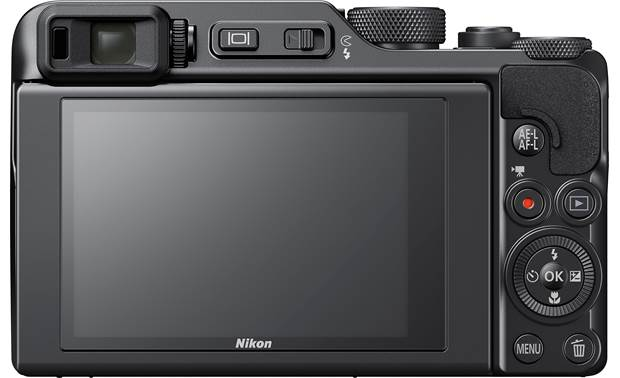 Nikon Coolpix A1000 Back