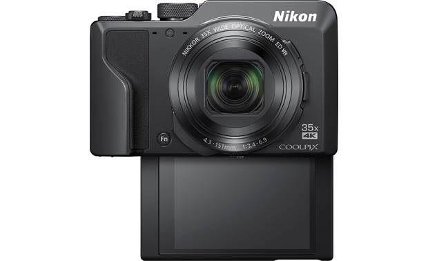 Nikon Coolpix A1000 See what your selfies will look like before you click the shutter