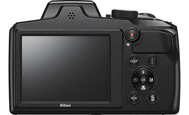 Nikon Coolpix B600 Back