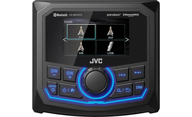 JVC KD-MR1BTS Other