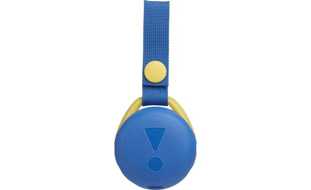 JBL JR POP Cool Blue - back