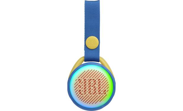 JBL JR POP Cool Blue - built-in multi-color LED lights