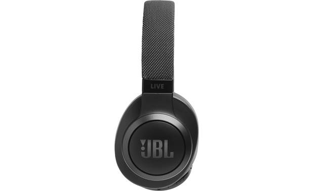 JBL Live 500BT Tap the left earcup to access Google Assistant or Amazon Alexa through your compatible phone