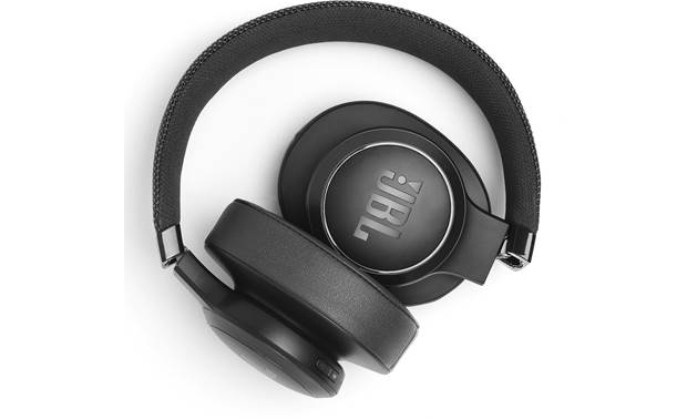 JBL Live 500BT Folding design for easy storage