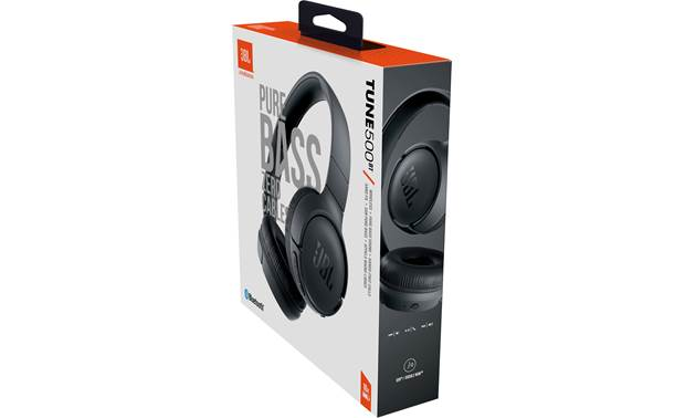 JBL Tune 500BT Packaging