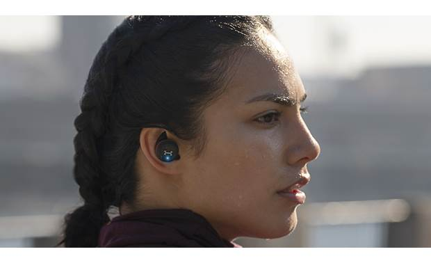 Under Armour® True Wireless Flash — Engineered by JBL Secure in-ear fit