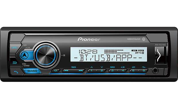 Pioneer MVH-MS310BT marine digital media receiver