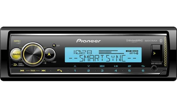 Pioneer MVH-MS512BS Other