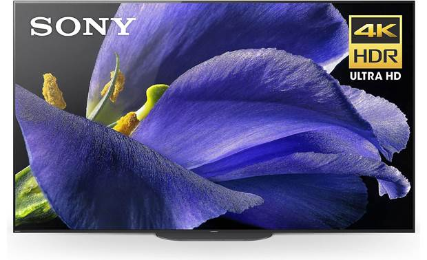 Sony MASTER Series XBR-77A9G Front