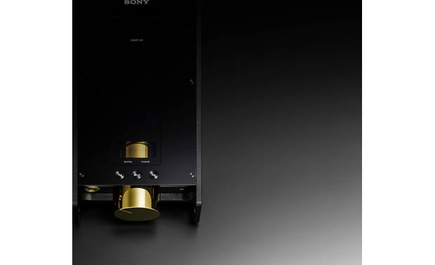 Sony DMP-Z1 Signature Series Built-in control buttons