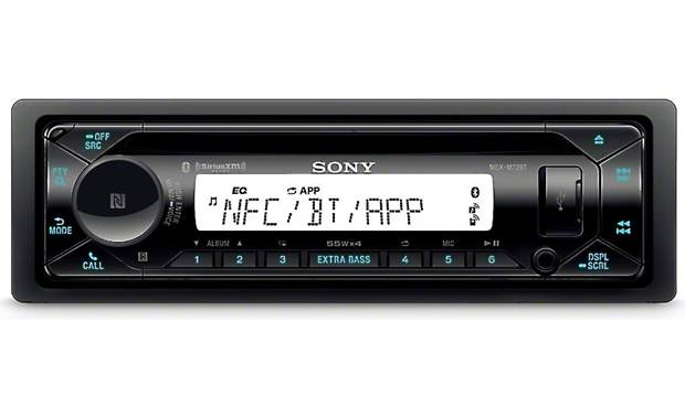 Sony MEX-M72BT Other