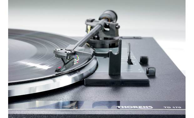 Thorens TD 170-1 EV Thorens TP 18 tonearm offers superior rigidity and low resonance